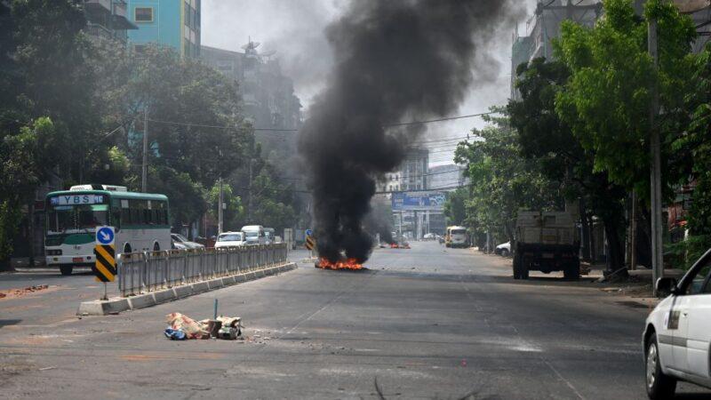 緬甸政變殺害逾500平民 美國務院下令非緊急人員急撤