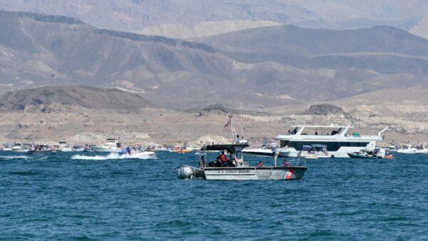美海岸警卫队远赴西太平洋 对抗中共海军