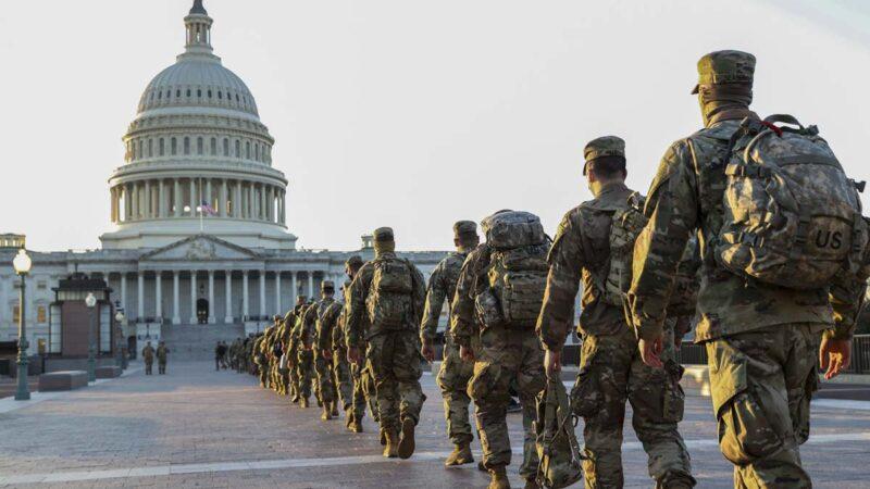 美国会安全评估建议:建快速反应部队 常驻华府