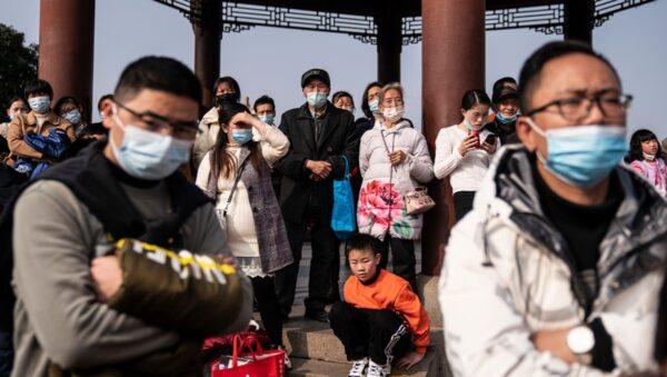 官方曝武汉疫情死亡增8倍 当地居民:绝对不止