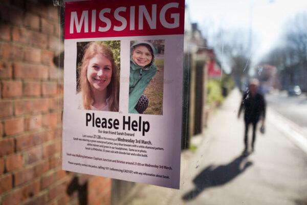 33岁女子失踪 警察涉绑架杀害 英国社会震惊