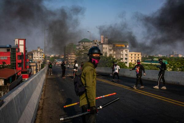 指控軍方虐待殺害百姓 緬甸佛教團體將發聲譴責