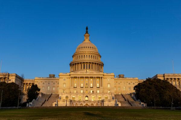 """中共在美国成""""全民公敌""""参院两党推共同法案"""