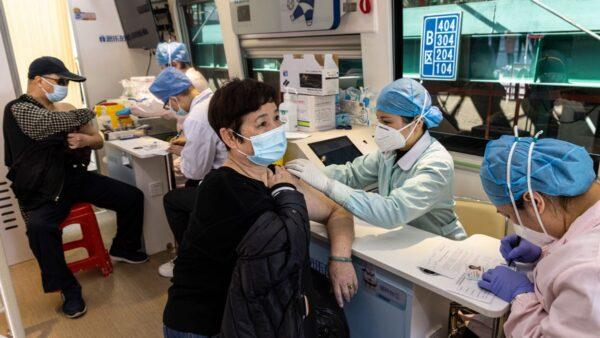 不打疫苗不让进市场!中共强推疫苗内幕曝光