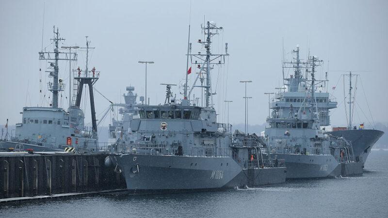 德國官員:8月巡防艦造訪亞洲 將行經南海
