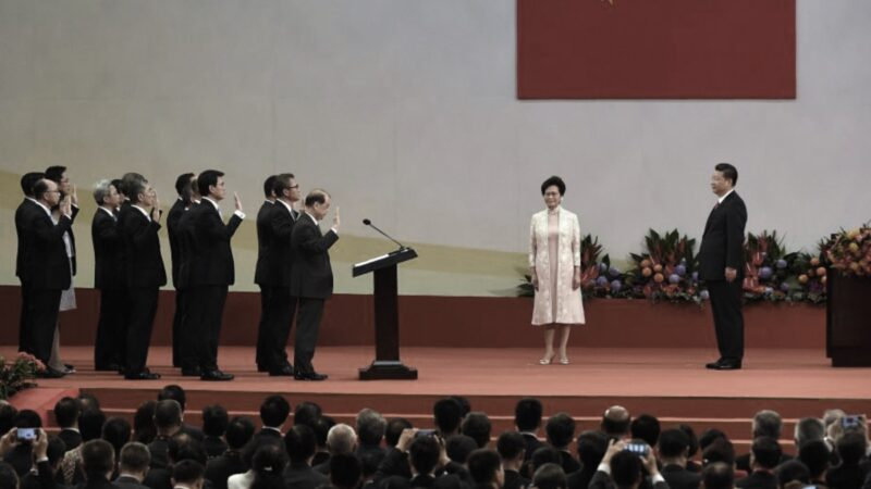 """香港建制派人心惶惶 3类""""忠诚废物""""或遭整治"""