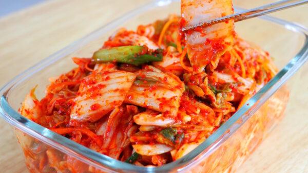 【美食天堂】韩国泡菜做法~简单正宗脆口