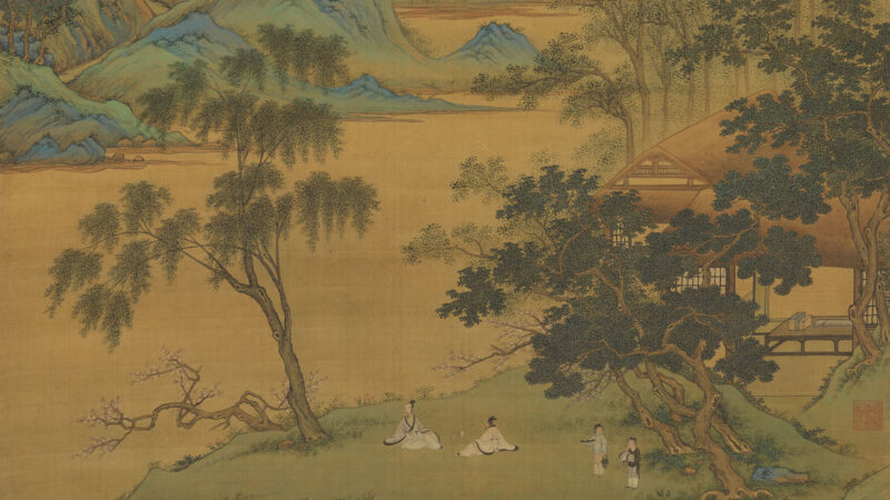 【馨香雅句】中國文化中 禮樂對人有何影響