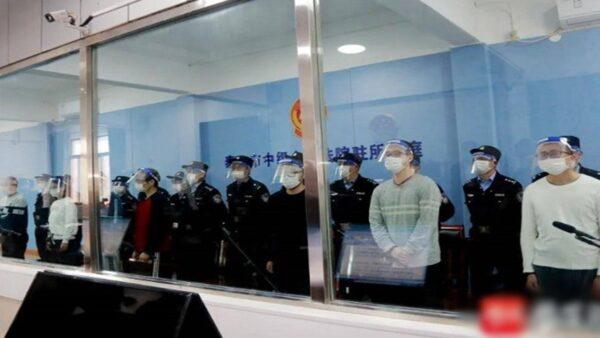 上海P2P老板囚18年 2岁女被追债34亿