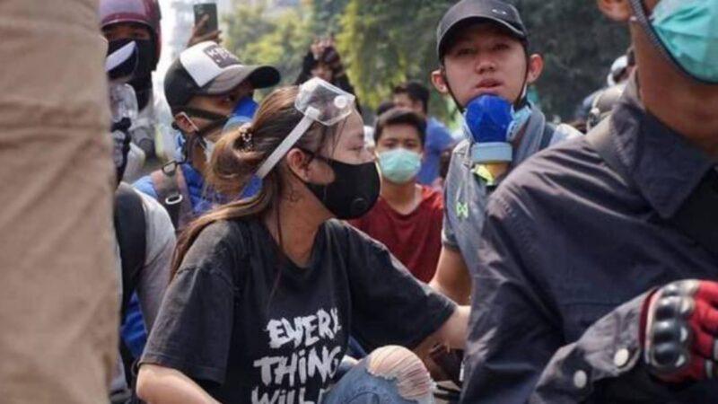 缅甸血腥镇压又传9死 19岁华裔女遗言令人动容