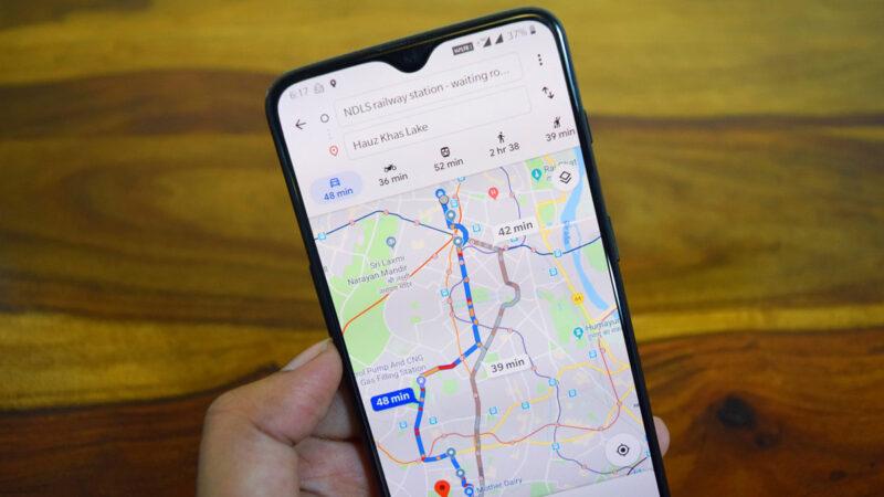 谷歌地图新增三功能 用户可更新资讯