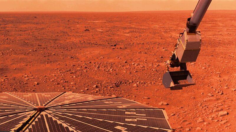 """火星""""消失""""的水藏在哪?最新研究揭答案"""