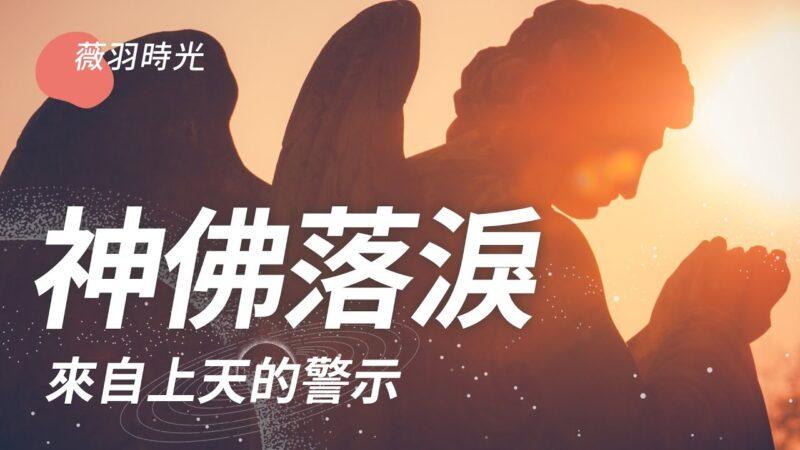 【薇羽時光】神佛落淚  來自上天的警示