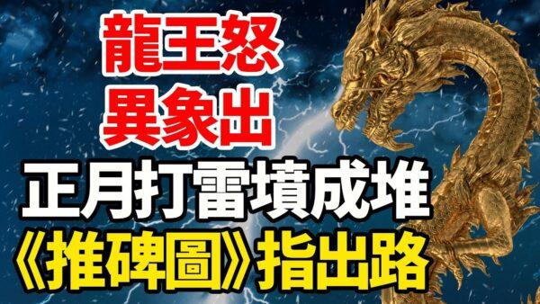 【信不信由你】龙王怒 异象出 正月打雷坟成堆《推碑图》指出路