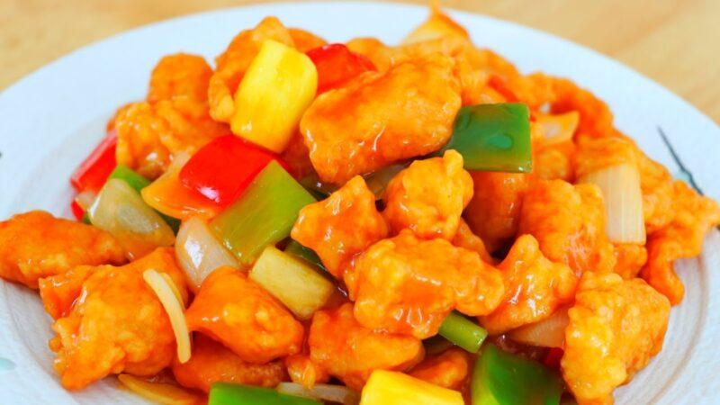【美食天堂】酥脆咕噜鸡做法 酸甜酥脆可口