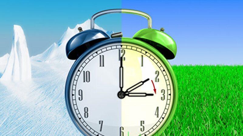 美入夏令時 研究:缺失1小時睡眠有害健康