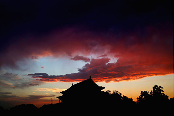 郑中原:习近平和慈禧惊人相似的历史
