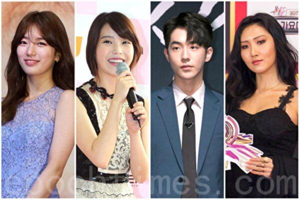 《富比士》亚洲杰出青年 IU、秀智、华莎等获选