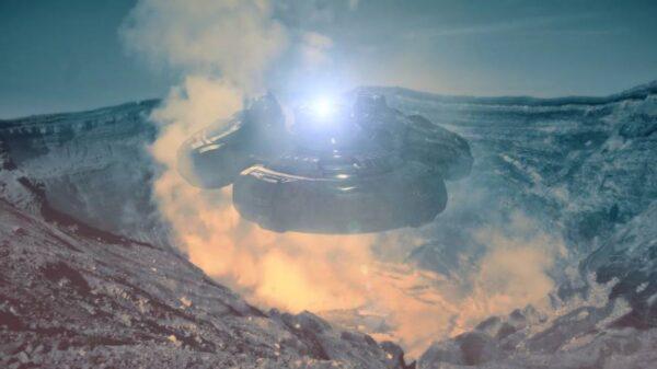 喜马拉雅山再度出现UFO 外星人的基地?