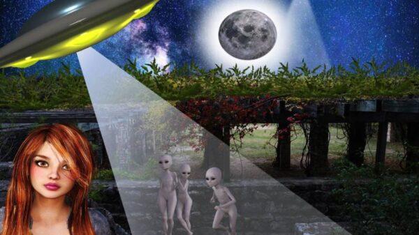 女子被外星人劫持实验 136年后回地球容貌未变