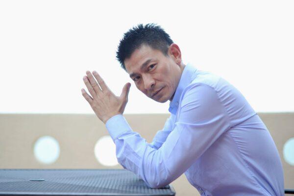 大陸公司盜用劉德華肖像 超慘下場曝光