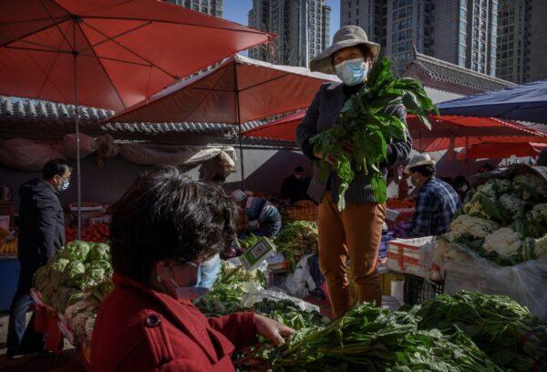 1300斤菠菜15元 地头贱菜市贵 钱被谁赚了?