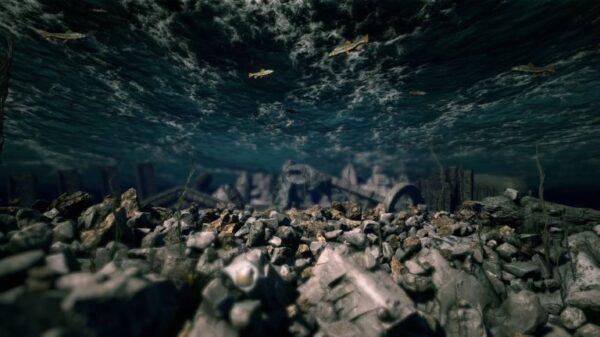 地中海海底发现一万年前村落 人类文明将重新被改写