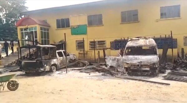 帮派分子爆破监狱 尼日利亚逾1800囚脱逃