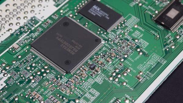 中国芯片短缺价格不断上涨  部分企业倒闭