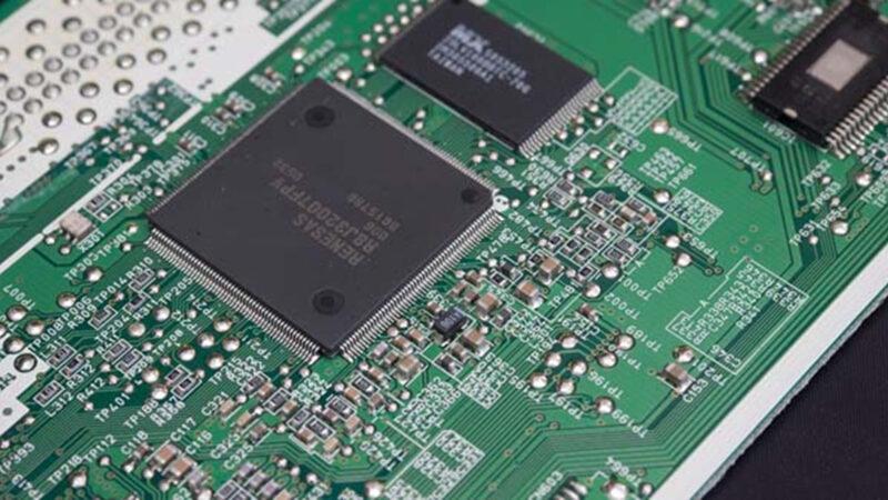 中國芯片短缺價格不斷上漲  部分企業倒閉