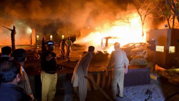 針對中共大使?巴基斯坦爆炸案細節曝光(視頻)