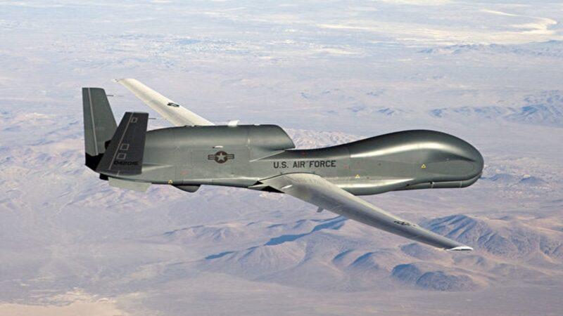 美绝密隐形无人机RQ-180 传已部署关岛针对中共