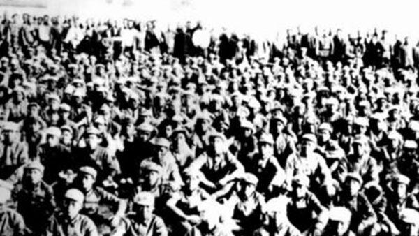 中共罪行錄之三:「西路軍」的覆滅