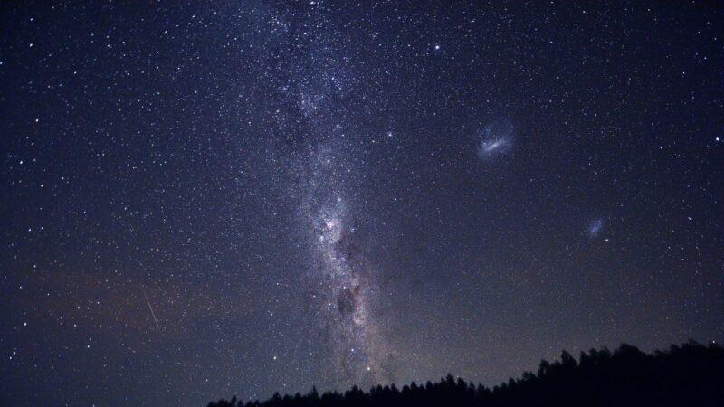 科学家:银河系这里最安全 未来人类或可安身