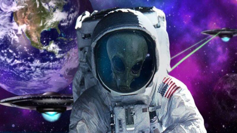 美政府和外星人有协议 里根从政是外星人授意?