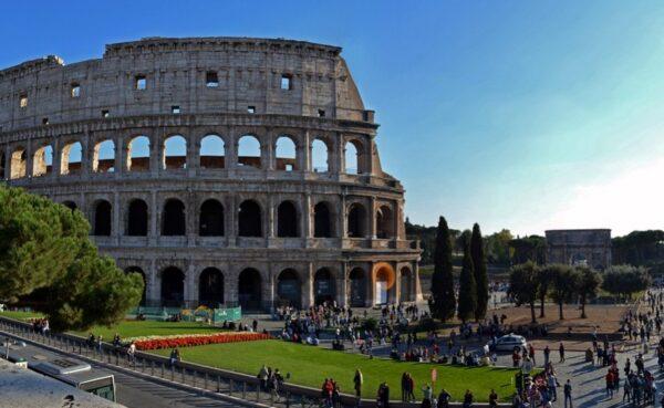 車禍降罰 全因羅馬帝國時期這些事