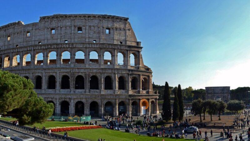 车祸降罚 全因罗马帝国时期这些事