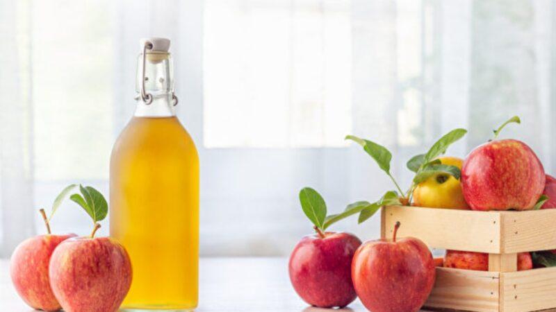 不只有保健功效 蘋果醋7大神奇益處