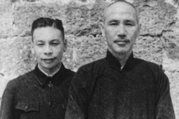 蒋经国回忆父亲过世的那段日子