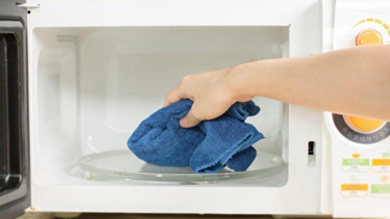 清潔微波爐有妙法 簡單幾步內外都乾淨