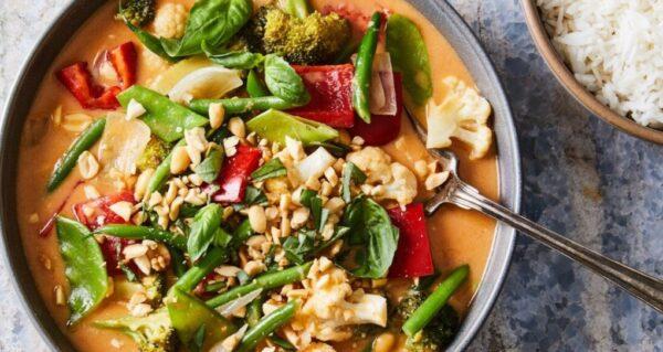 美味泰式花生咖哩 製作簡單