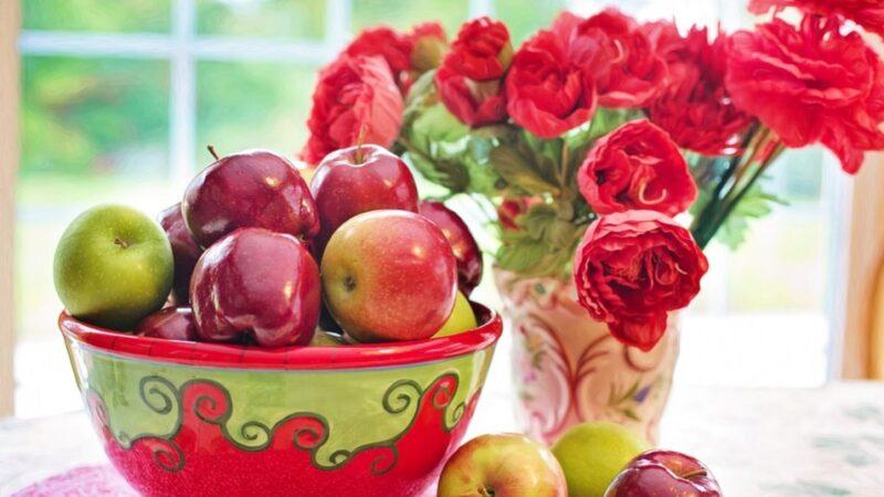 每天早上空腹吃一个苹果 身体竟有4个变化