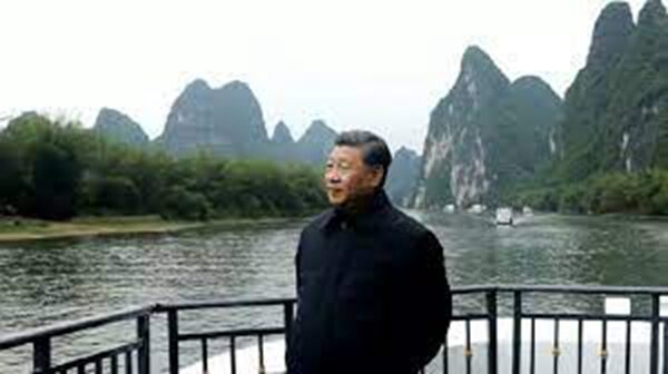 """习近平突访广西表情凝重 提""""不惜血战一场"""""""