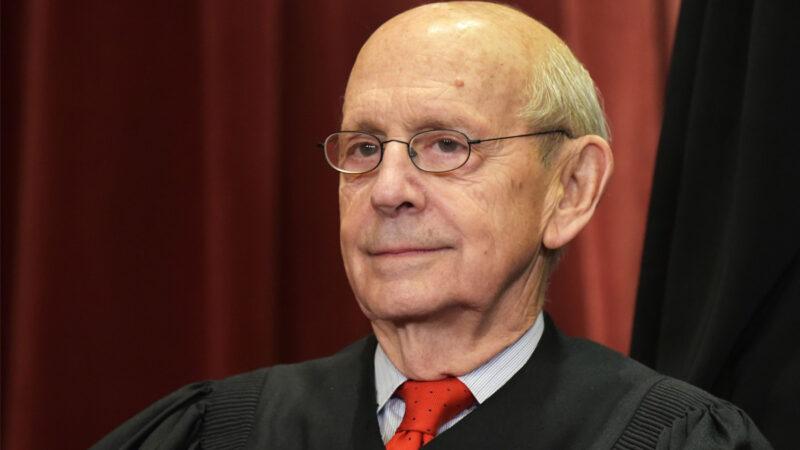 """谋""""改革""""最高法院 左派要求布雷耶大法官辞职"""