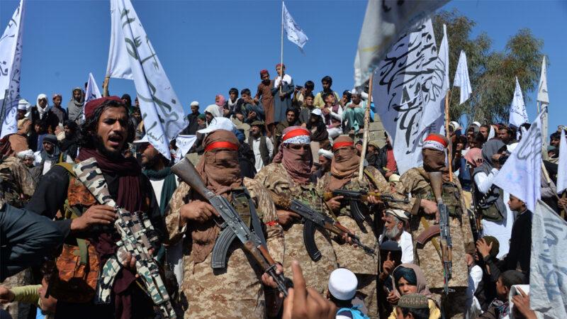 斥拜登延迟撤军 塔利班警告将继续攻击美军