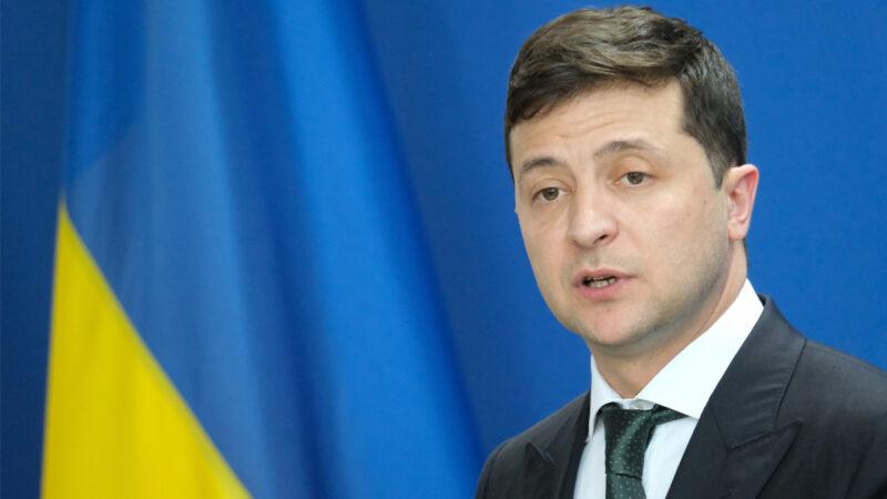 局勢危急 烏克蘭總統強烈要求加入北約