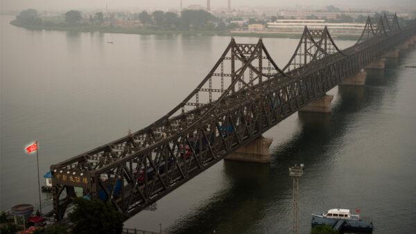 中美關係緊張之際 北京加強與朝鮮的貿易聯繫