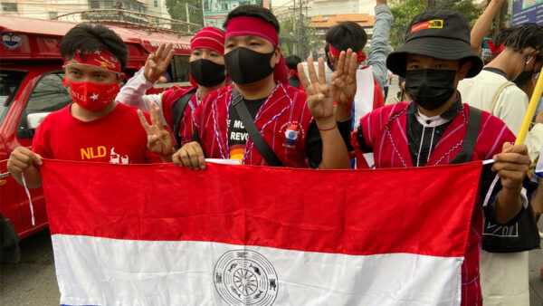 专家:中共放任缅甸政变 恐自损长期利益