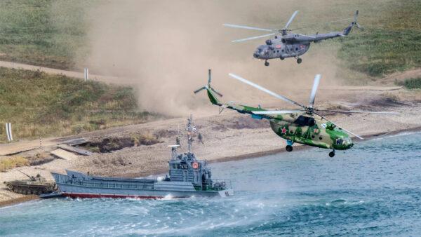 俄乌同时举行军演 多国吁俄从乌边境撤军