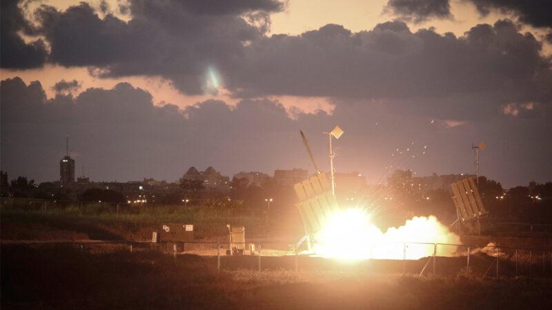敘利亞導彈射至以國核設施附近 以色列猛烈回擊